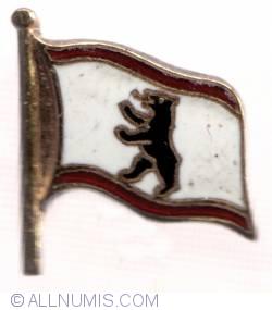 Berlin Flag 1979