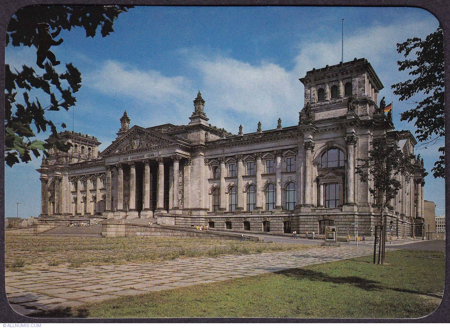 reichstag at berlin city - photo #14