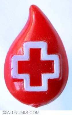 Imaginea #1 a Blood drop 1 donation