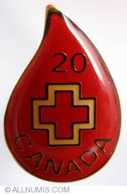 Imaginea #1 a Blood drop 20 donations