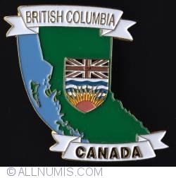 Imaginea #1 a British Columbia map 2008