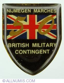 Imaginea #1 a British Military Contingent Nijmegen 50th