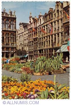 Image #1 of Brussels - Flower market