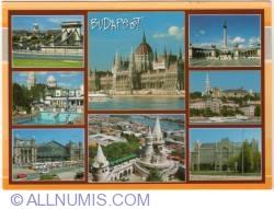 Imaginea #1 a Budapest city views 2005