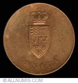 Imaginea #1 a Canada centennial 1867-1967