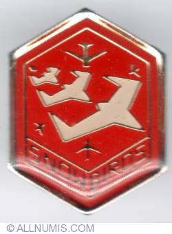 Imaginea #1 a Canadian Air Force Snowbirds logo 2008