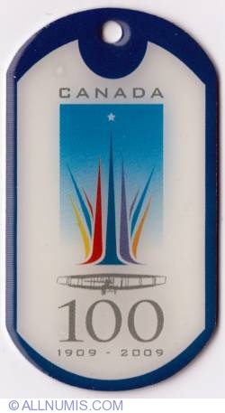 Image #1 of Canadian Centennial of Flight-type 1