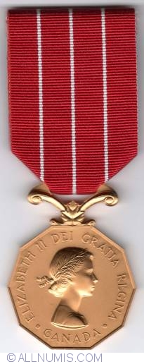 Image #1 of Canadian Forces Decoration