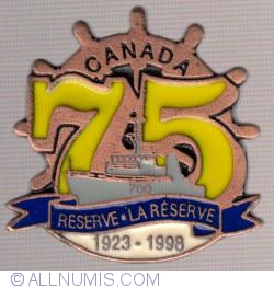 Imaginea #1 a Canadian Forces Naval Reserve 75th