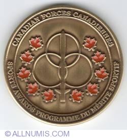 Image #1 of Canadian Forces Sport Award Program 2010