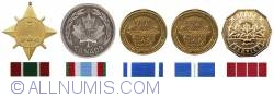 Image #2 of Canadian military decorations, GCS_SWA, CPSM, NATO_FY, NATO_ART 5, CD