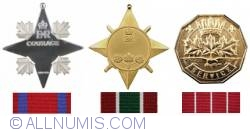 Image #2 of Canadian military decorations, SC, GCS-SWA, CD