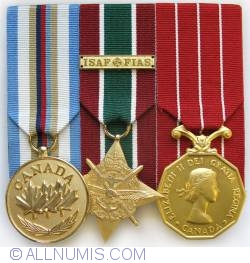 Image #1 of Canadian military decorations, Somalia, GCS, CD