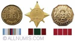 Image #2 of Canadian military decorations, Somalia, GCS, CD