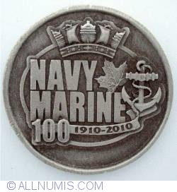 Image #1 of Canadian Navy 100th anniversary