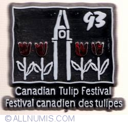 Imaginea #1 a Canadian Tulip Festival-Ottawa 1993