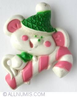 Imaginea #1 a Candy cane mouse
