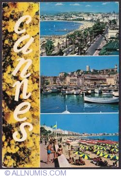 Image #1 of Cannes-City views-1973