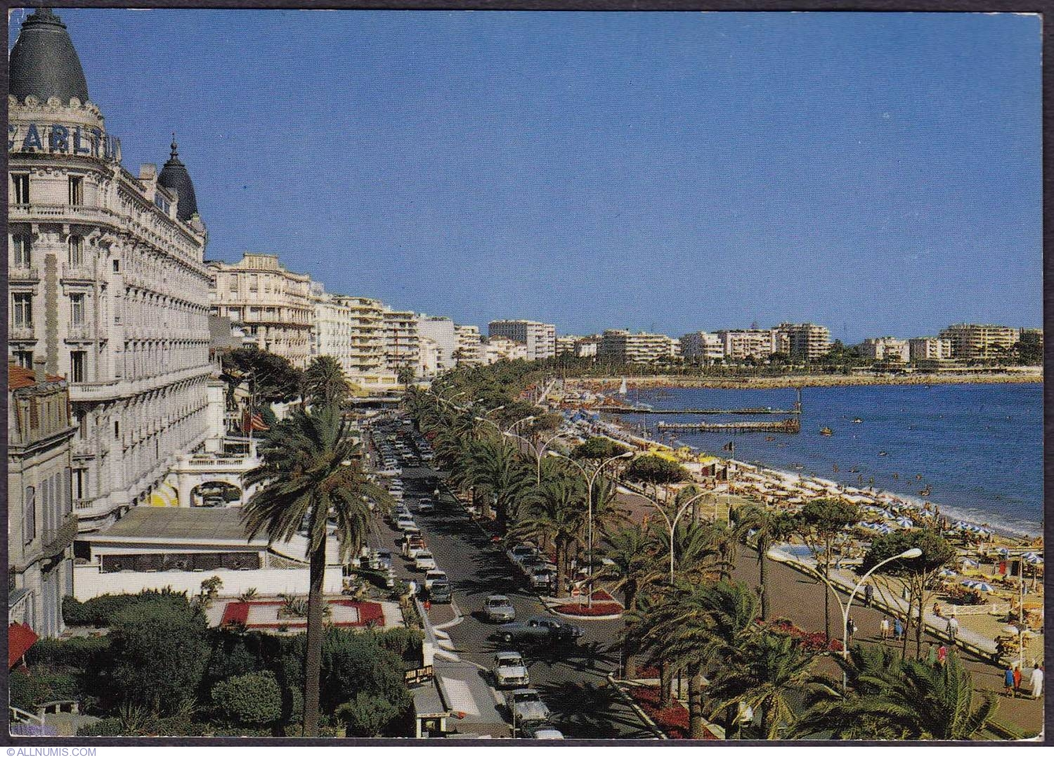 Cannes hotel carlton 1970 provence alpes c te d 39 azur for Hotels cannes