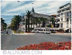 Cannes-La Croisette and Carlton Hotel