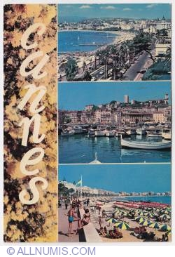 Cannes-Sunny city-1970