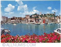 Cannes-The old Harbour and Suquet