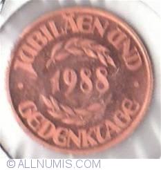 Imaginea #2 a Carl Philipp Emanuel Bach commemoration 1988