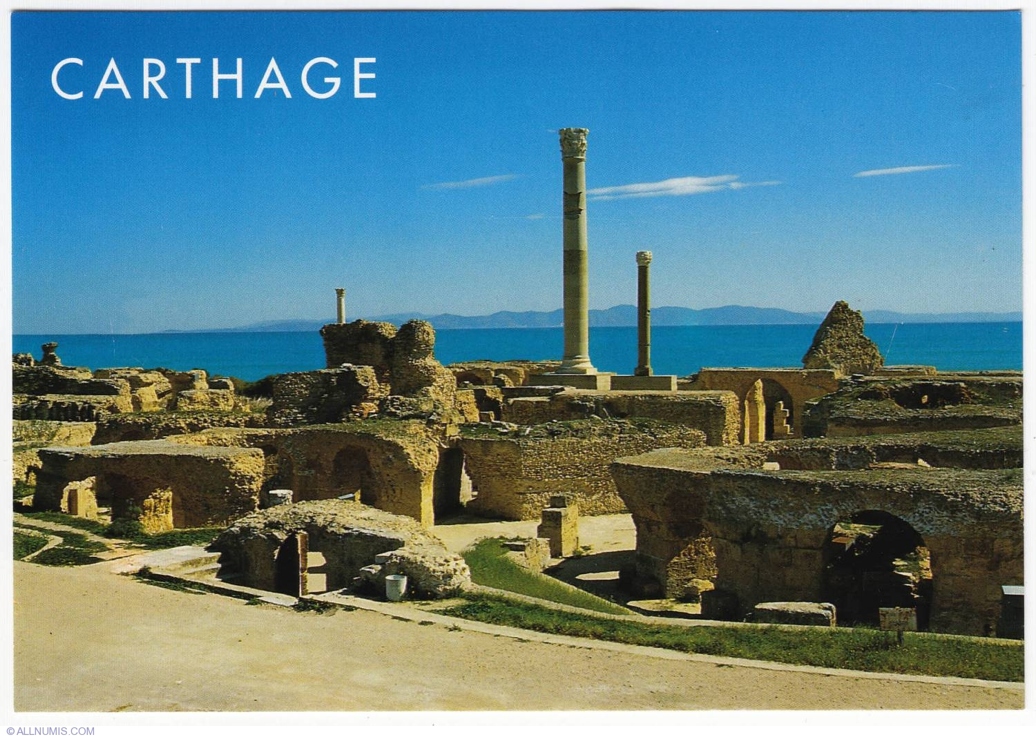 the history of the city of carthage History of carthage including dido's city, colonies and rivals, the punic wars, colonia julia carthago, vandals in carthage, the last years.