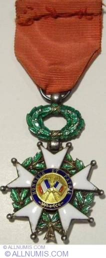 Image #2 of Chevalier of the Legion of Honour.