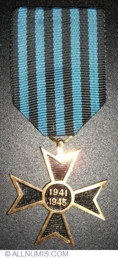 Crucea comemorativa a celui de-al doilea razboi mondial
