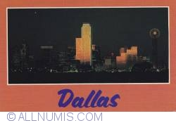 Image #1 of Dallas - City view at night