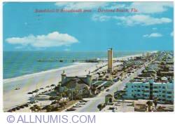 Image #1 of Daytona Beach Bandshell & Broadwalk area-1977
