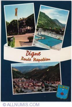 Image #1 of Digne-Napoleon road-1979
