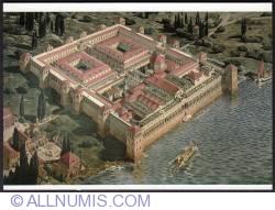 Split-Diocletian's Palace-Roman times