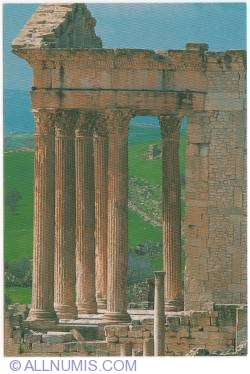 Image #1 of Dougga - The Capiltol