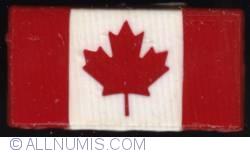Imaginea #1 a Canadian flag type 2