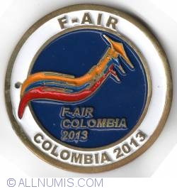 Image #1 of F-AIR Colombia 2013