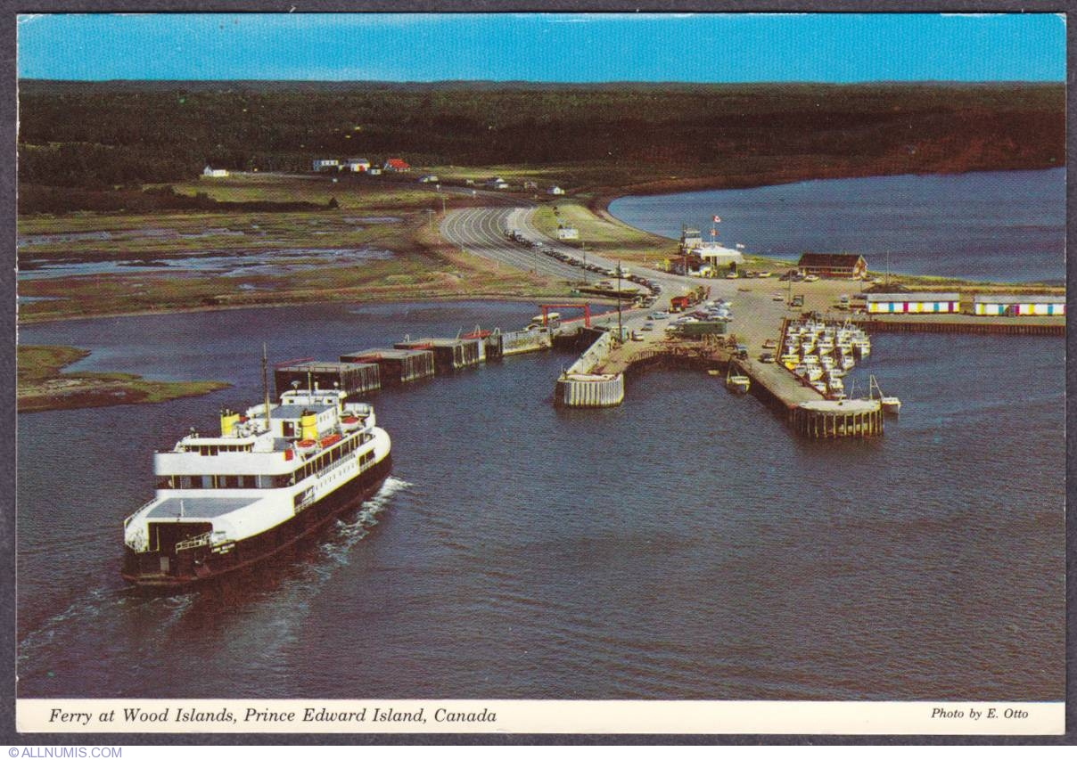 Wood Islands Ferry Prices