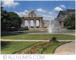 Image #1 of Brussels - Fiftieth Anniversary's Palace and parc