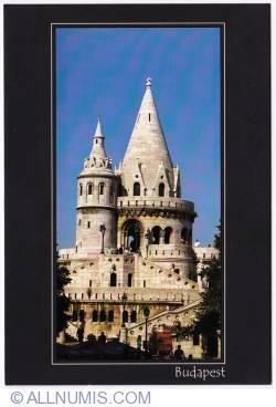 Budapest-Fisherman's Bastion