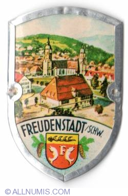 Image #1 of Freudenstadt - Blackforest