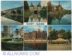 Image #1 of Ghent-City by the Scheldt-1973