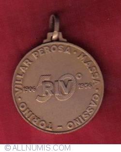 Giovanni & Edoardo Agnelli RIV 50th anniversary