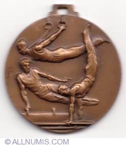 Image #1 of Gymnastic bronze