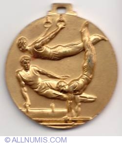 Image #1 of Gymnastic gold