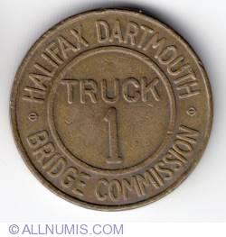 Imaginea #2 a Halifax-Dartmouth bridge-truck