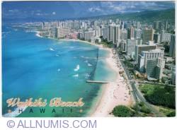 Image #1 of Hawaii-Waikiki Beach-2002