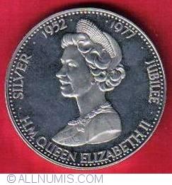 Image #1 of H.M. Queen Elizabeth II Silver Jubilee 1952 - 1977