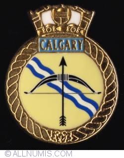 Imaginea #1 a HMCS Calgary