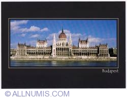 Imaginea #1 a Budapest-Hungarian Parliament Building